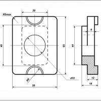 Втулка изолирующая КБ (ЦП - 142)